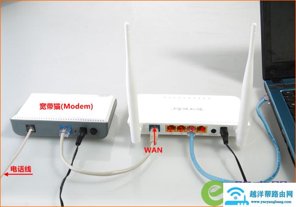 宽带无线路由器的安装与连接指南 2