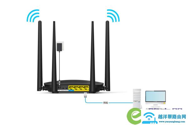 怎么进入TP-Link路由器设置界面? 1