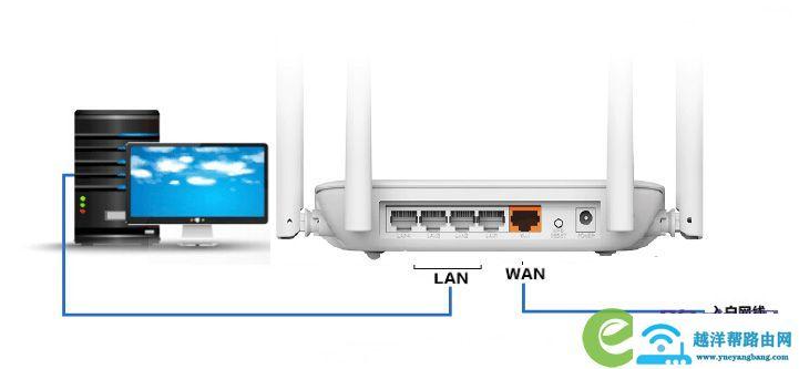 phicomm斐讯路由器无法进入路由器登录管理界面 1
