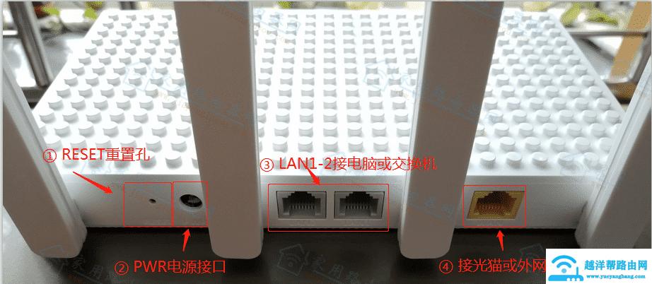 360家庭防火墙路由器5 F5怎么重置恢复出厂设置?【图解】