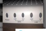 宽带猫上的5个指示灯是什么意思?分别代表着什么?【图解】