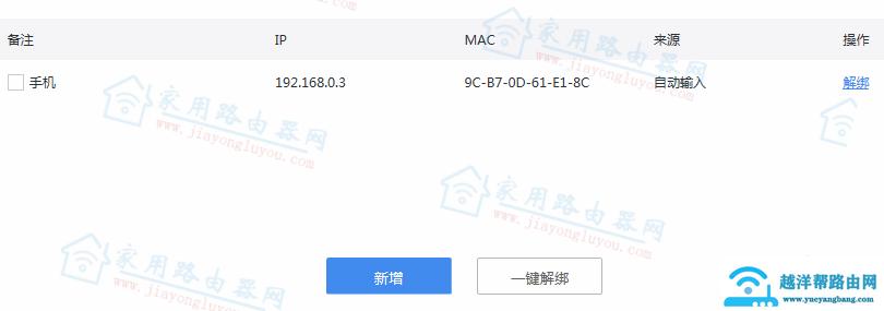 360安全路由P1怎么设置IP/MAC绑定?【图解】
