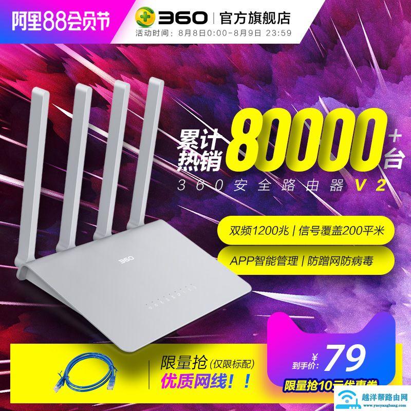 360t2路由器是千兆路由器吗?