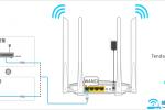 手机设置腾达无线路由器的方法【图解】【图解】