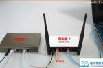 迅捷(fast)路由器用作二级路由器的上网设置