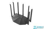 腾达AC23路由器怎么设置上网?