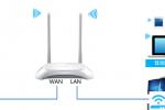 TP-Link TL-WR842N路由器IP宽带控制(限制网速)设置上网