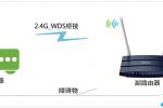 TP-Link TL-WDR1100路由器2.4G无线WDS桥接设置上网