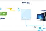 TP-Link TL-WR802N路由器Client客服端模式设置上网