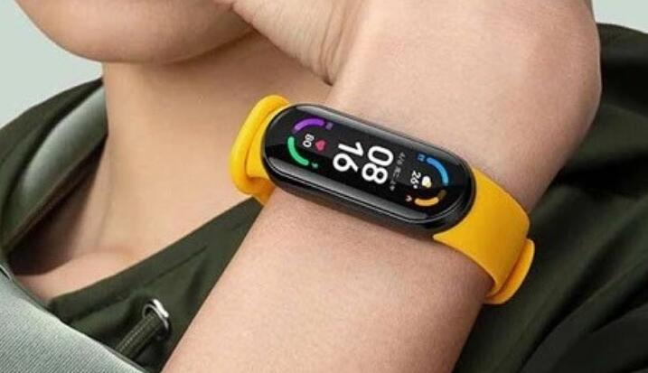 小米手环6和小米路由器AX9000发布(售价229元起)