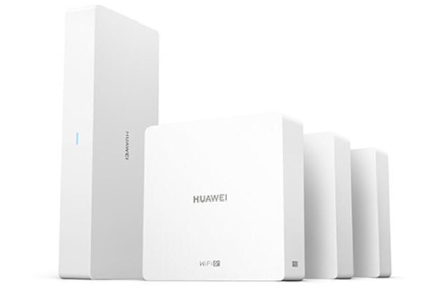 华为首款全屋Wi-Fi 6+路由器发布(双频均支持 2×2MIMO)
