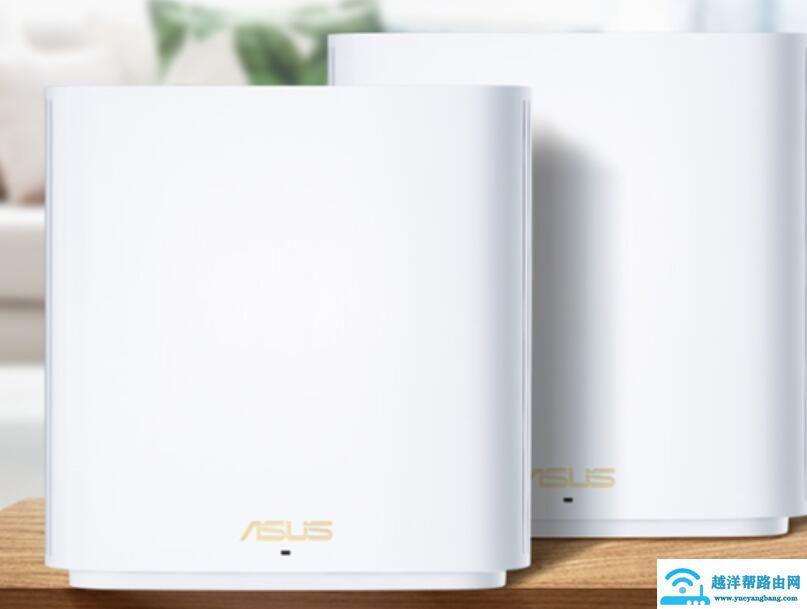 华硕推出了灵耀AX5400路由器(两只装可覆盖500平,两只售价2499元)