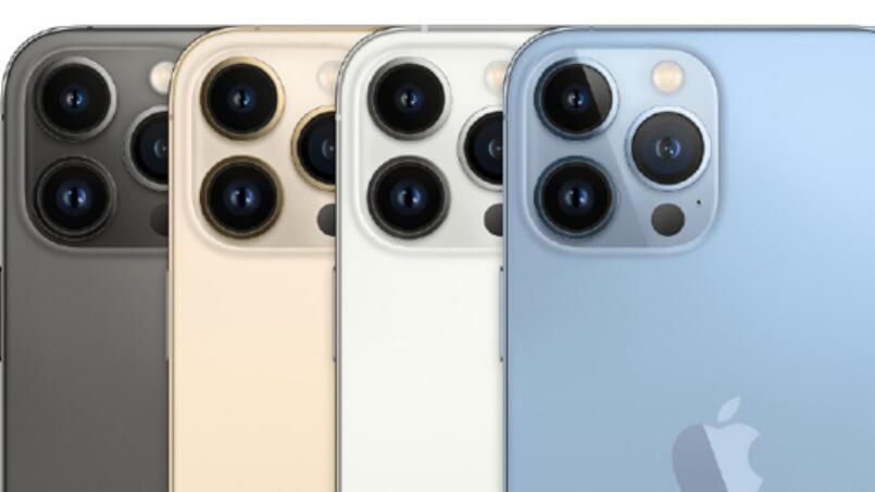 iPhone13首批售罄连夜补货(粉色瞬间被秒光)